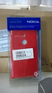 Nokia純正Qi対応カバー